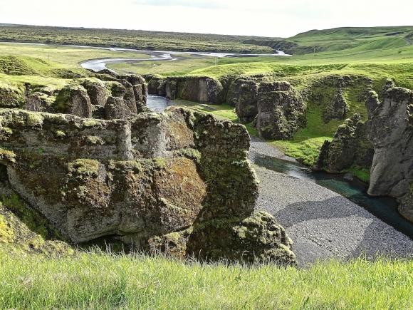 Voyages, Islande, la côte Sud