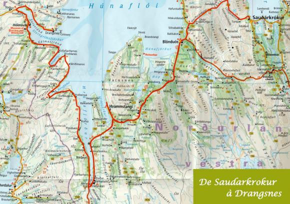 Voyages,Islande, Fjords du Nord
