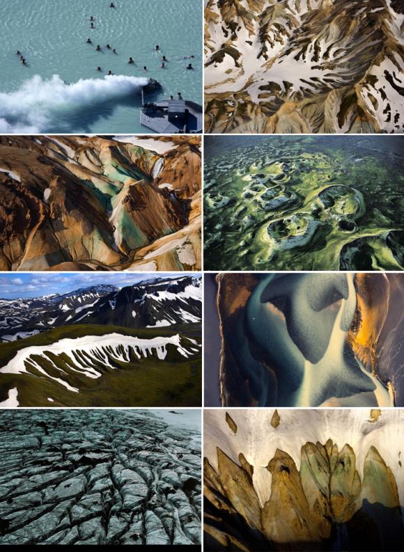 Voyages, Islande, le lagon bleu