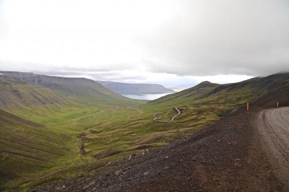 Voyages, islande, Isafjordur,
