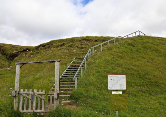 Voyages,Islande, Egilsstadir, Myvatn