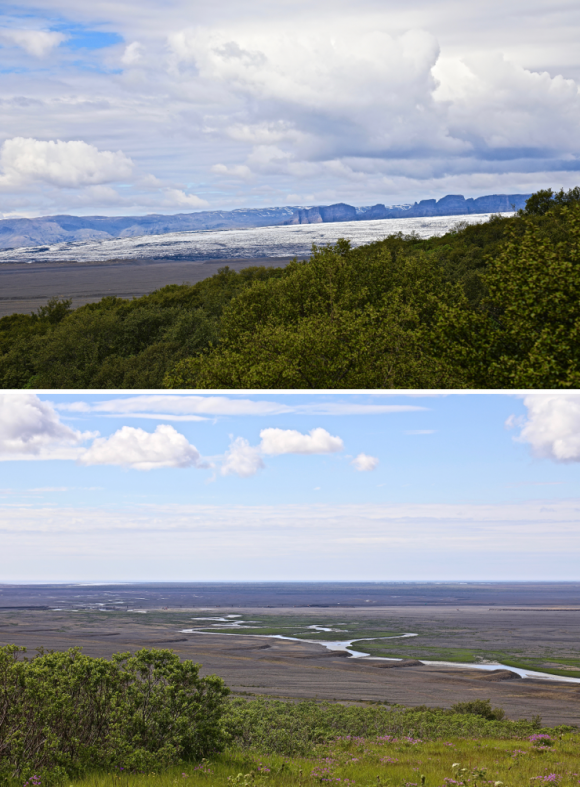 Voyages, Islande, Vatnajökull